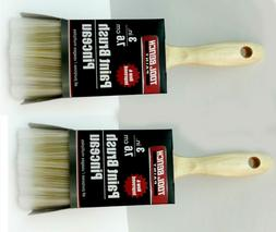 "2 X Tool Bench  3"" All Purpose Paint Brush 3 inch Each"