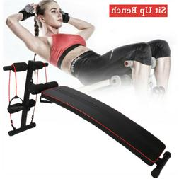 Adjustable Sit Up AB Incline Abs Bench Flat Fly Weight Press