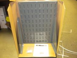 """AKRO MILS LOUVERED BENCH RACK 20""""H X 28"""" WIDE NEW IN BOX"""