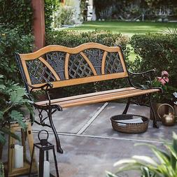 Outdoor Benches Clearance Patio Garden Furniture Wood and Me