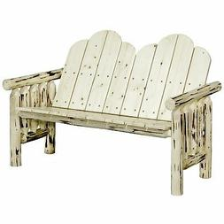 Montana Woodworks Montana Collection Deck Bench, Ready to Fi
