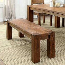 Furniture of America Dining Bench