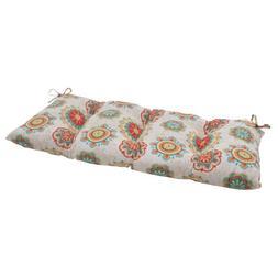 Pillow Perfect Fairington Tufted Loveseat Cushion
