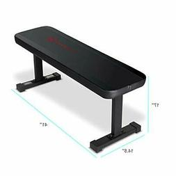 Marcy Flat Utility 600 lbs Capacity Weight Bench for Weight