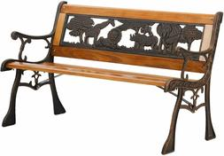 Garden Bench Park Bench or Kids Outdoor Benches Clearance Me