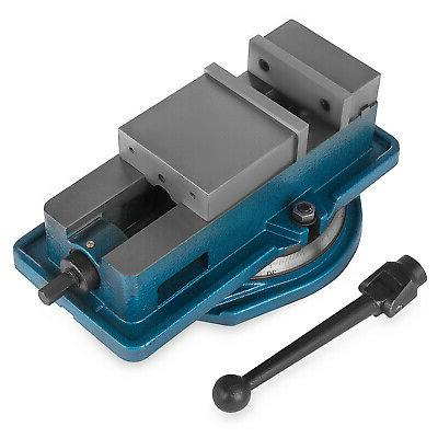 3-6'' Clamp Vise with/without Swivel Base Milling