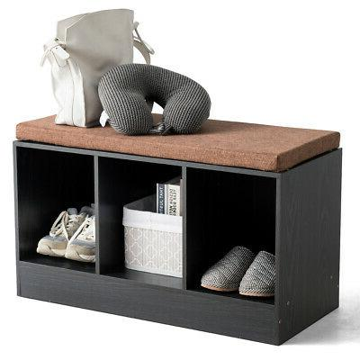 3-Cube Box Shoe Cushion