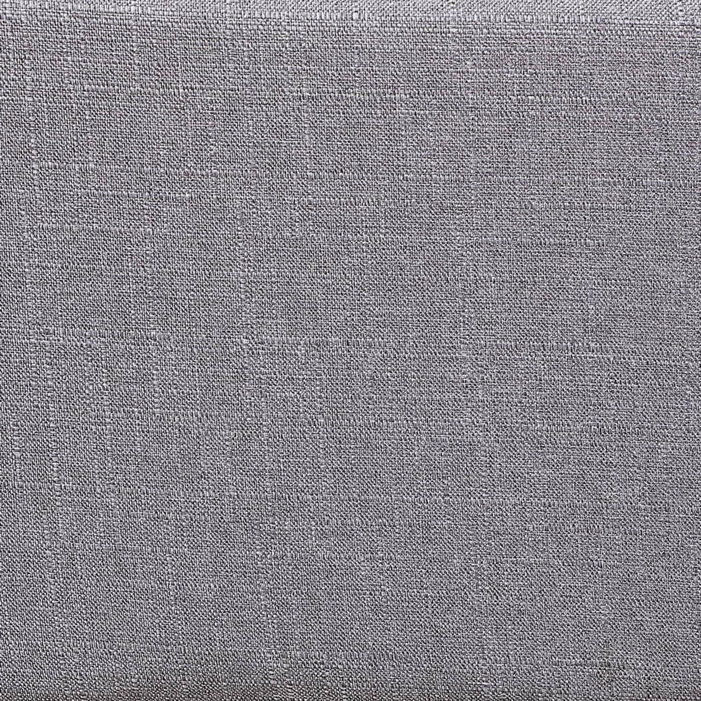 39'' Rectangular Storage Tufted Storage Grey