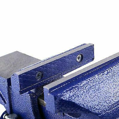 """5"""" Bench Vise Clamp Engineer Base"""