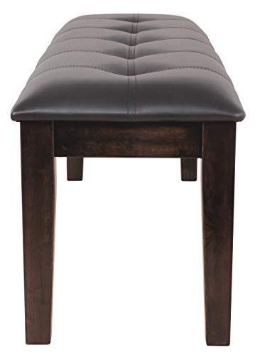Ashley Furniture - Room Bench - Tufted Seating - Brown