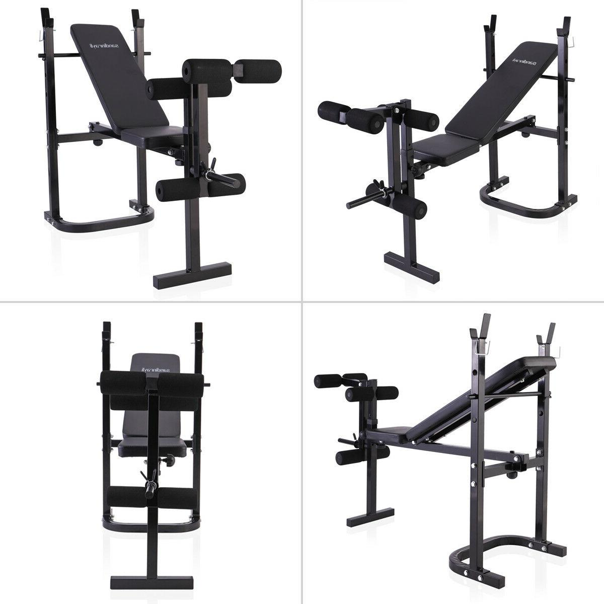 Weight w/Rack Adjustable Strength Black