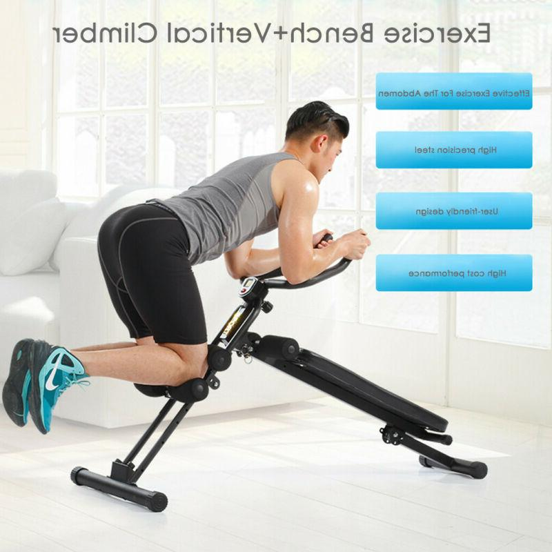Adjustable Lifting Flat Incline Bench Workout