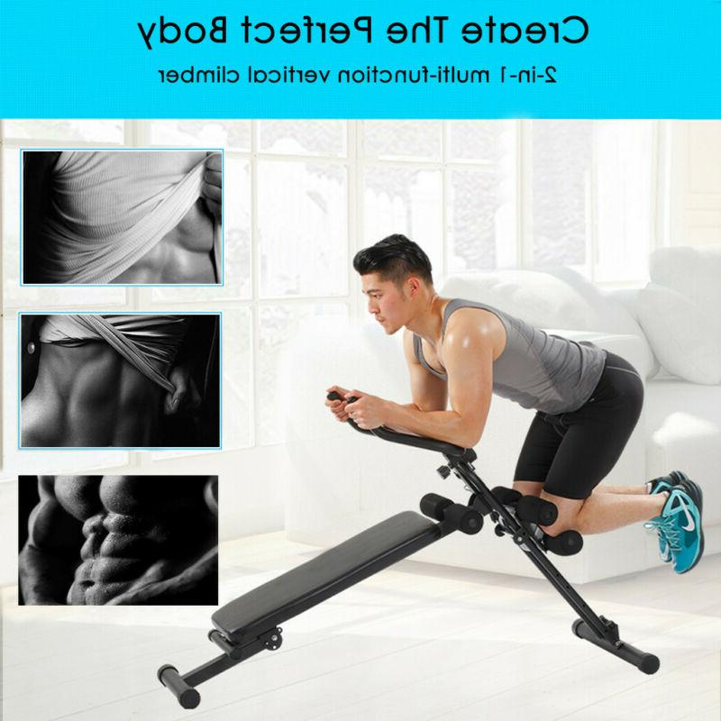 Adjustable Weight Workout