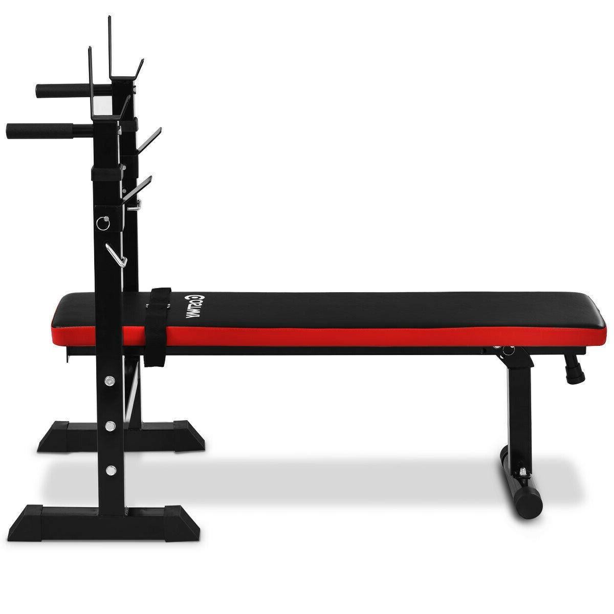 Adjustable Folding Flat Bench Fitness