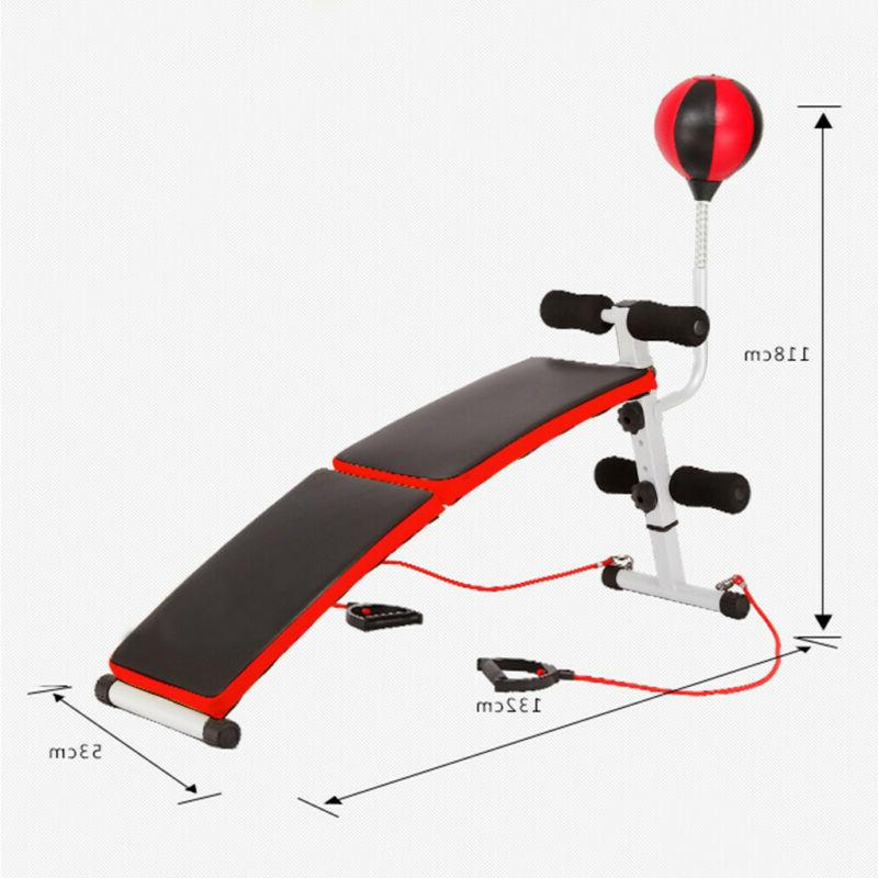 Adjustable Incline Bench Fly Press W/