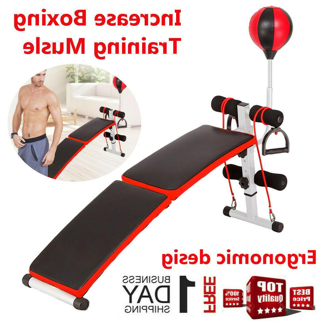adjustable sit up ab incline abs bench