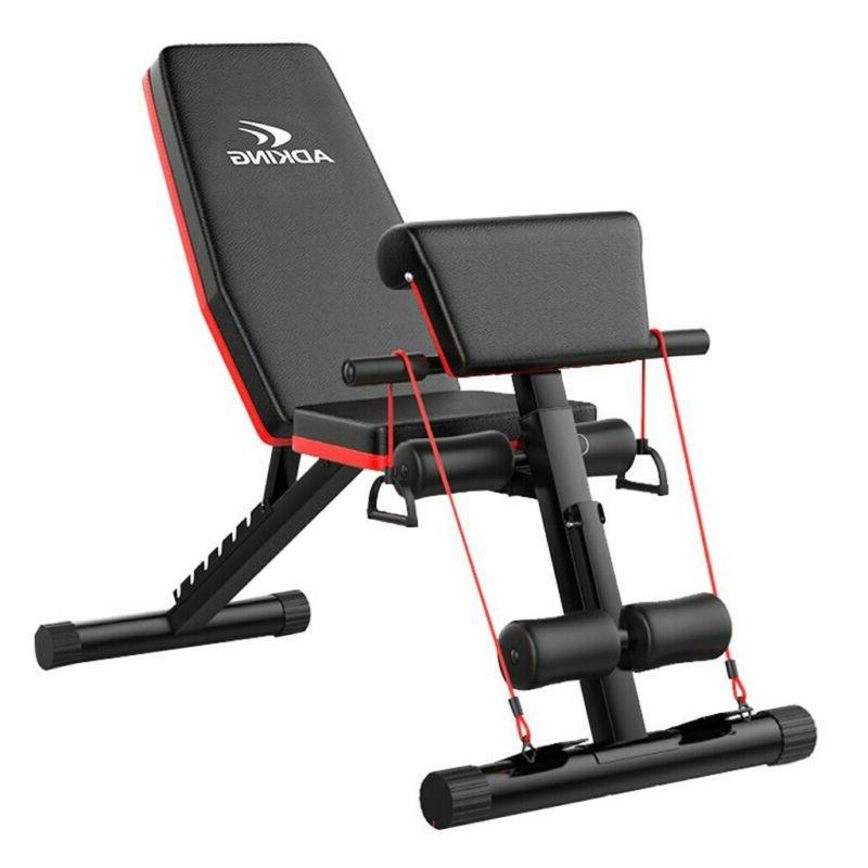 Incline Fly Weight W/ Fitness Rope