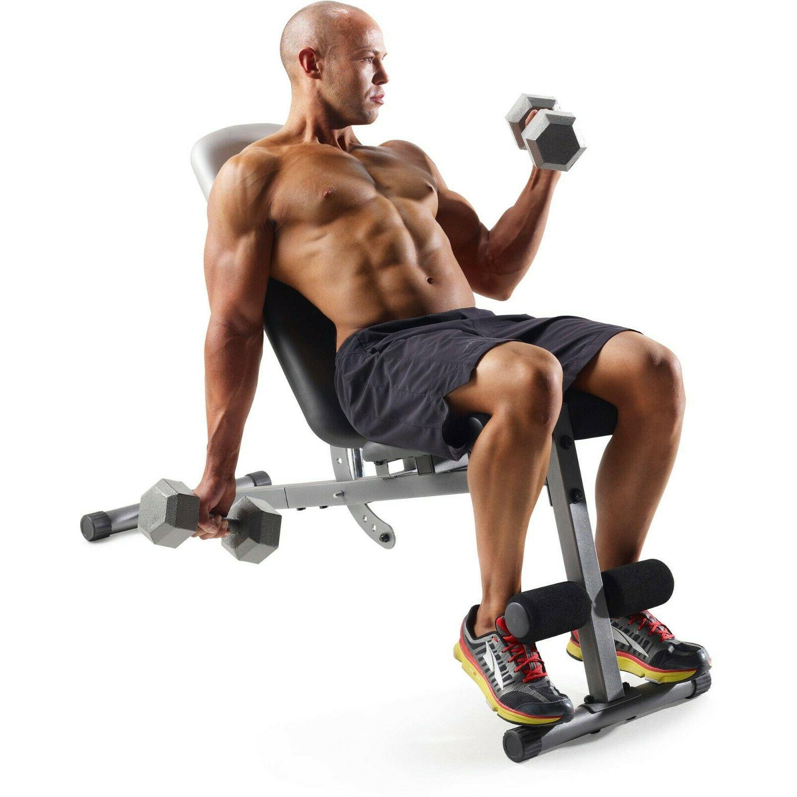 ADJUSTABLE WEIGHT Incline Exercise Workout