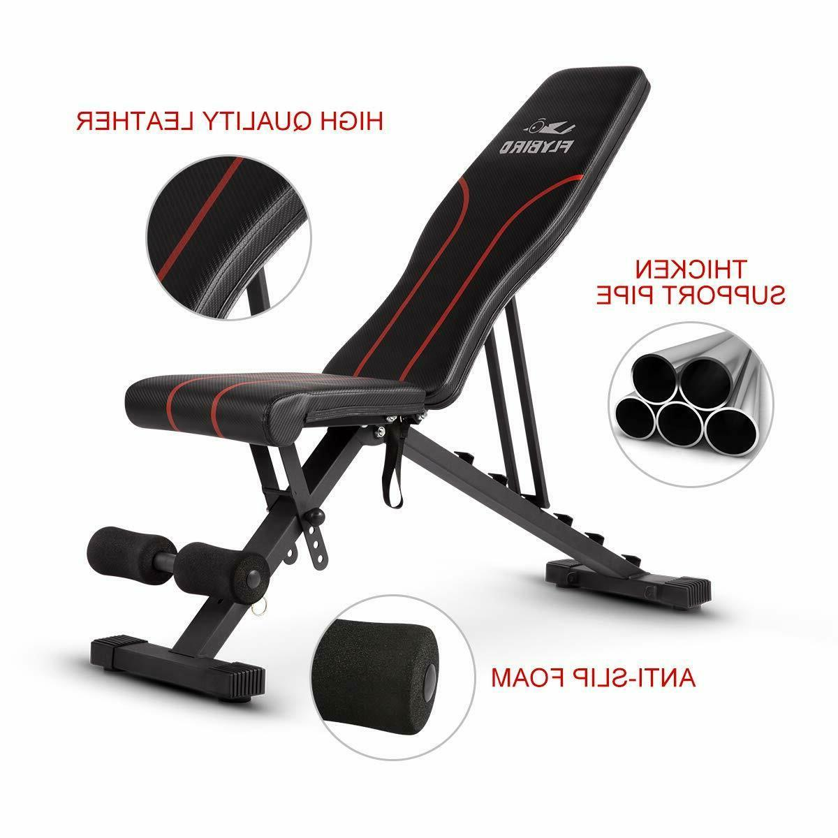 FLYBIRD Incline Foldable Full Body Workout