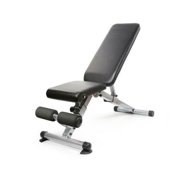 adjustable weight bench foldable multipurpose home workout
