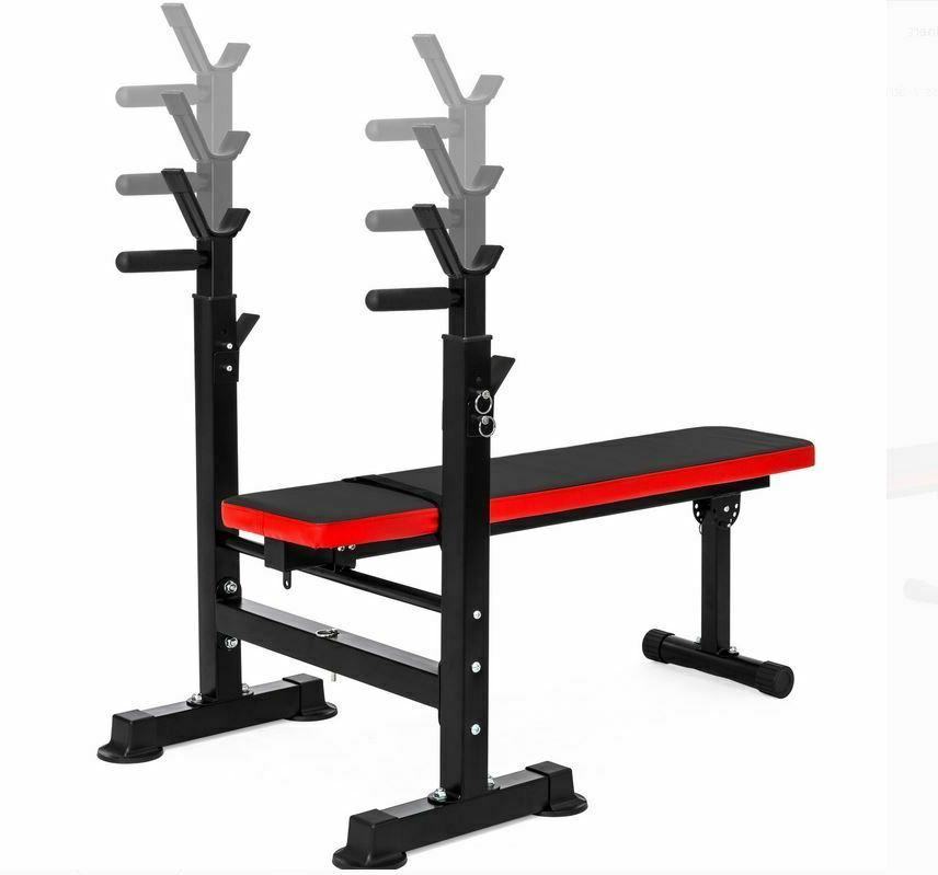ADJUSTABLE WEIGHT Barbell Exercise Training Workout