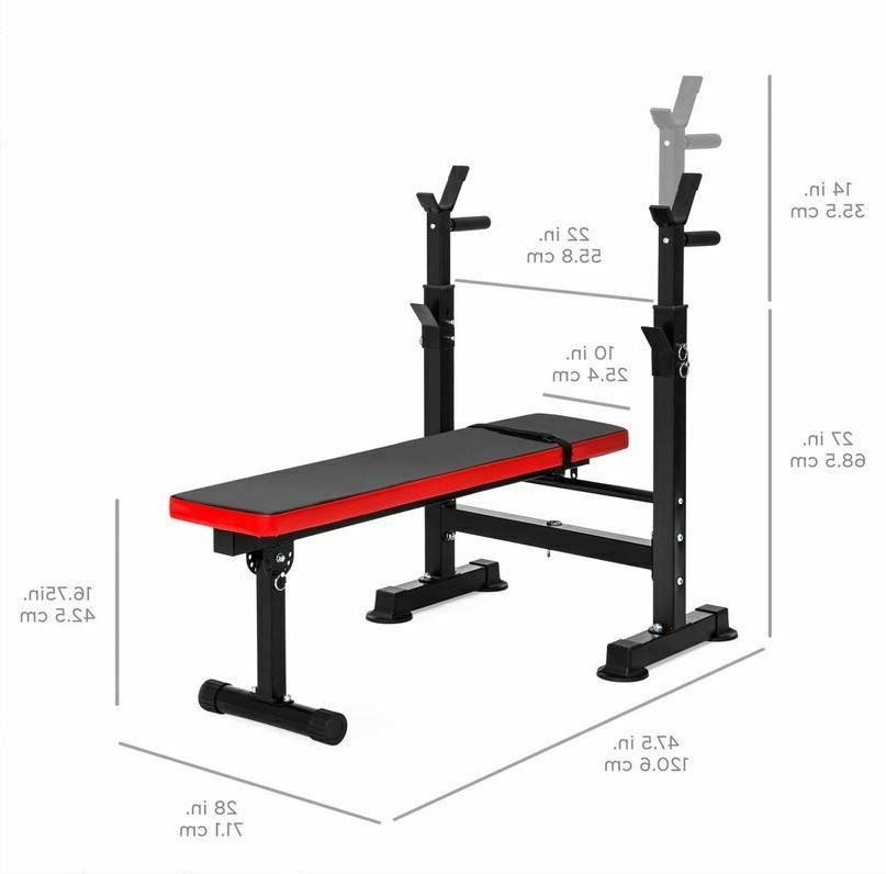 ADJUSTABLE WEIGHT Barbell Training Workout