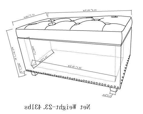 Simpli Storage Fawn Fabric