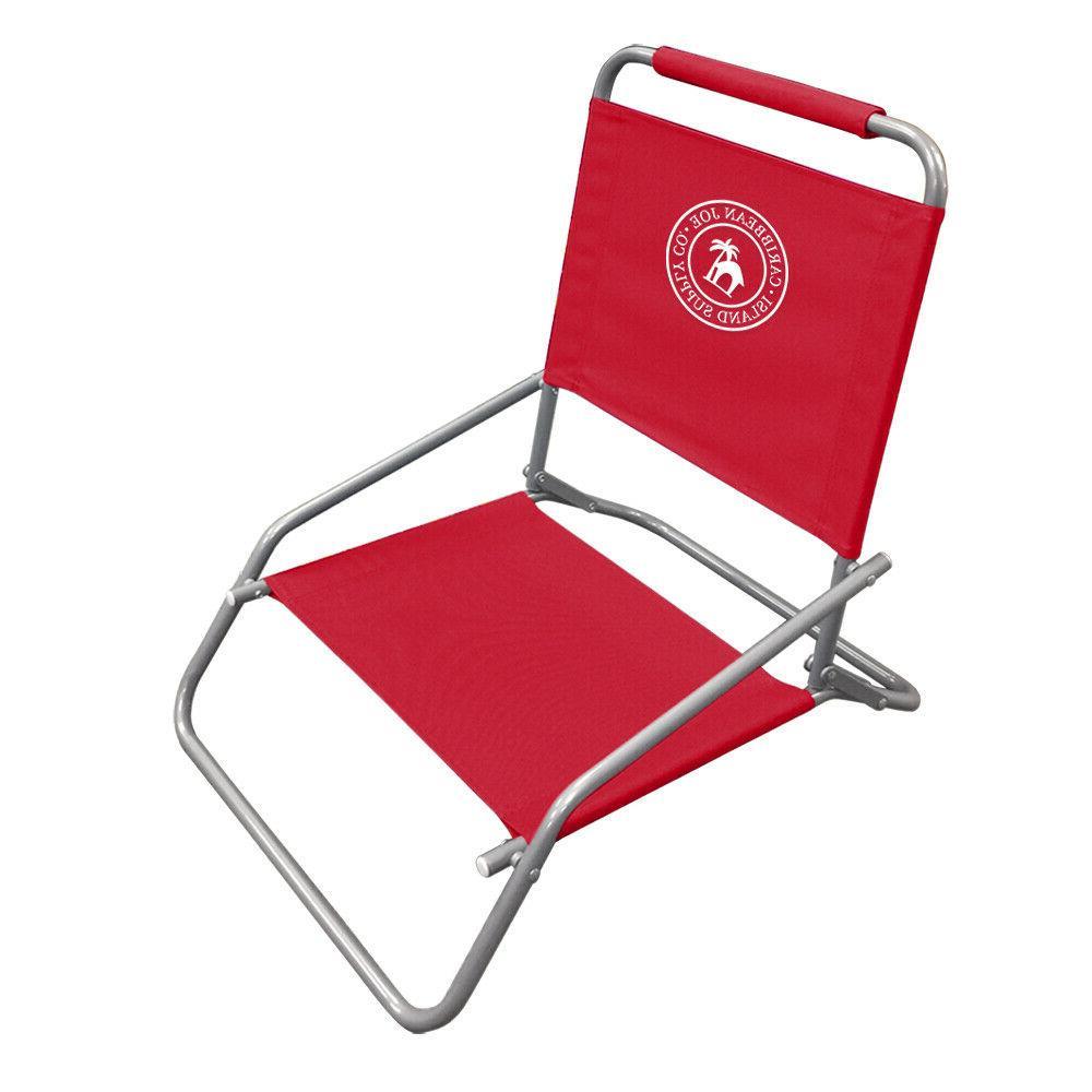 Caribbean Joe Basic Beach Chair