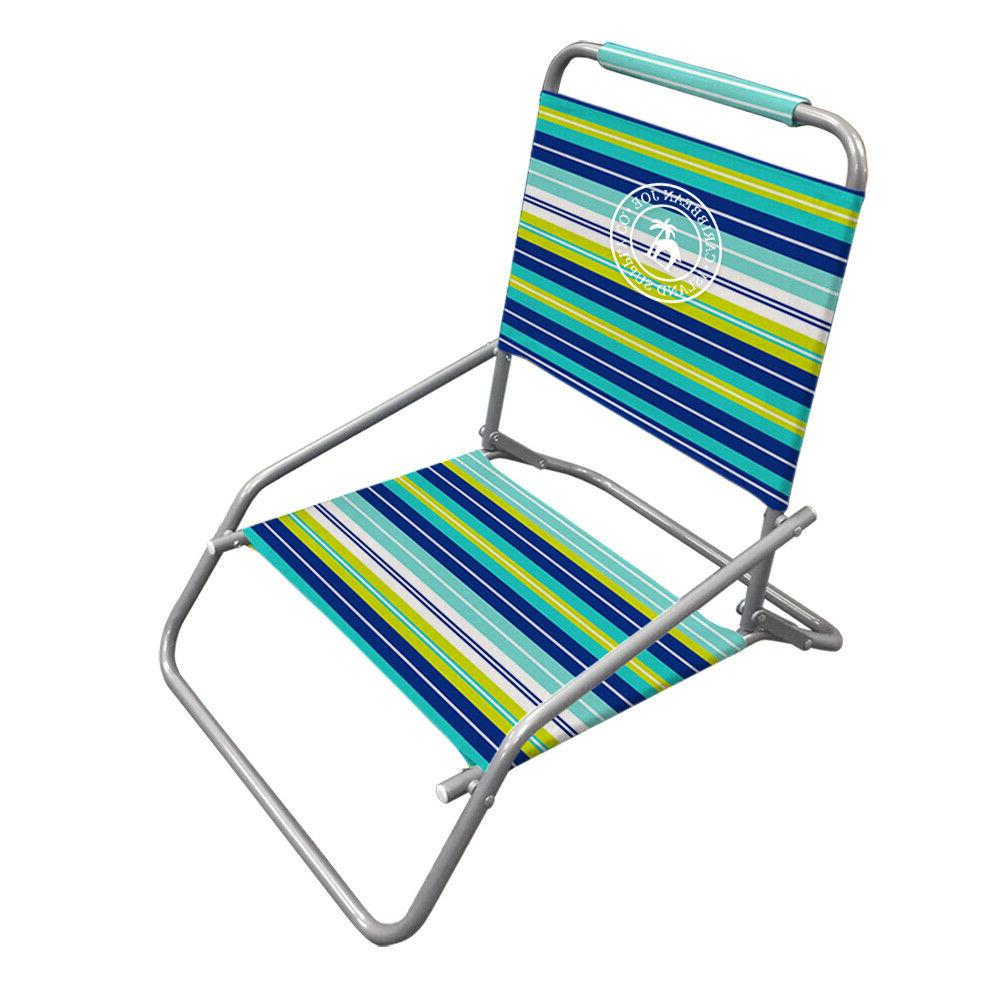 basic folding beach chair