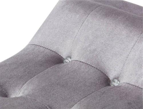 Button with Ottoman
