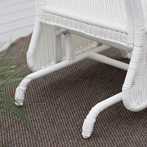 Coral Coast Resin Chair