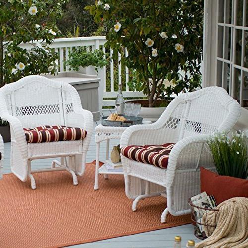 Resin Wicker Outdoor Chair