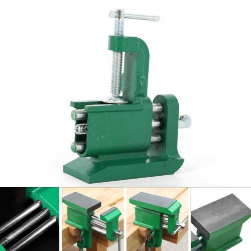 cast steel table vise bench clamp hand