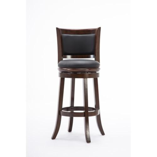 """Cushioned Bar Stool Game Bistro Seat Chair 29"""""""