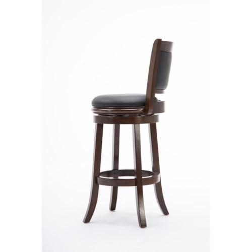"Cushioned Bar Bistro Chair 29"""