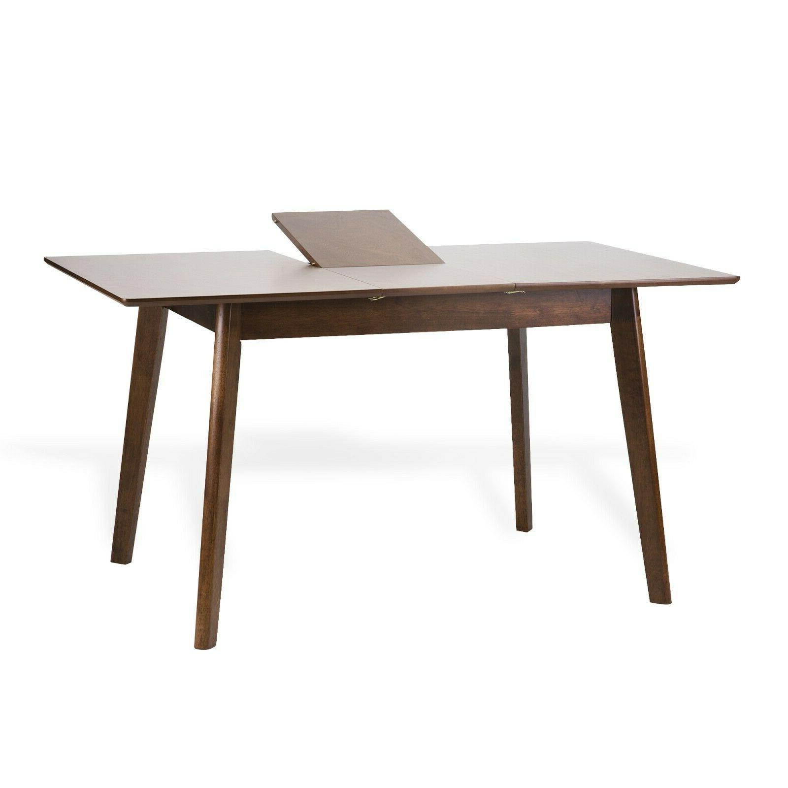 Dining of 6: 4 Extendable Table