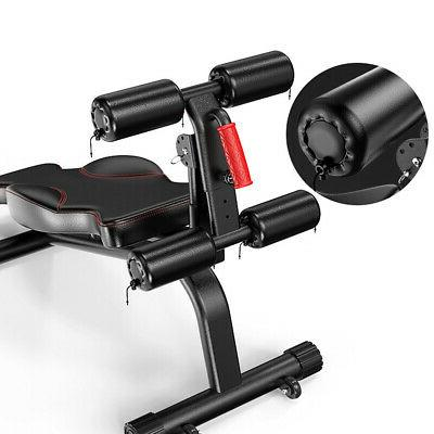 Ergonomics Heavy Adjustable Weight Gym