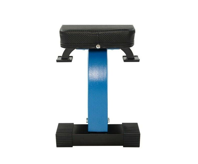 Flat Utility Bench heavy Lifting Gym