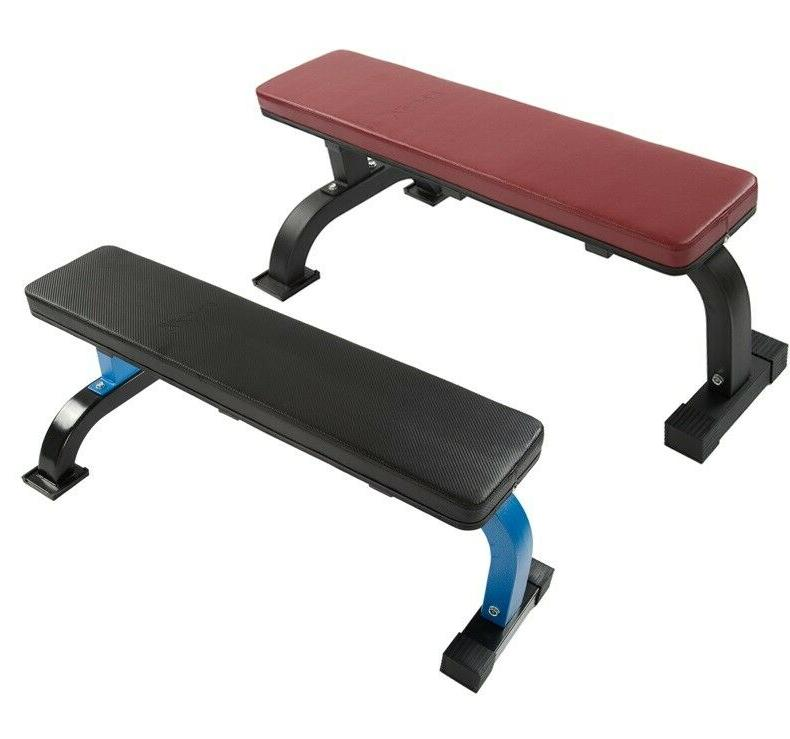 flat weight utility bench heavy duty workout