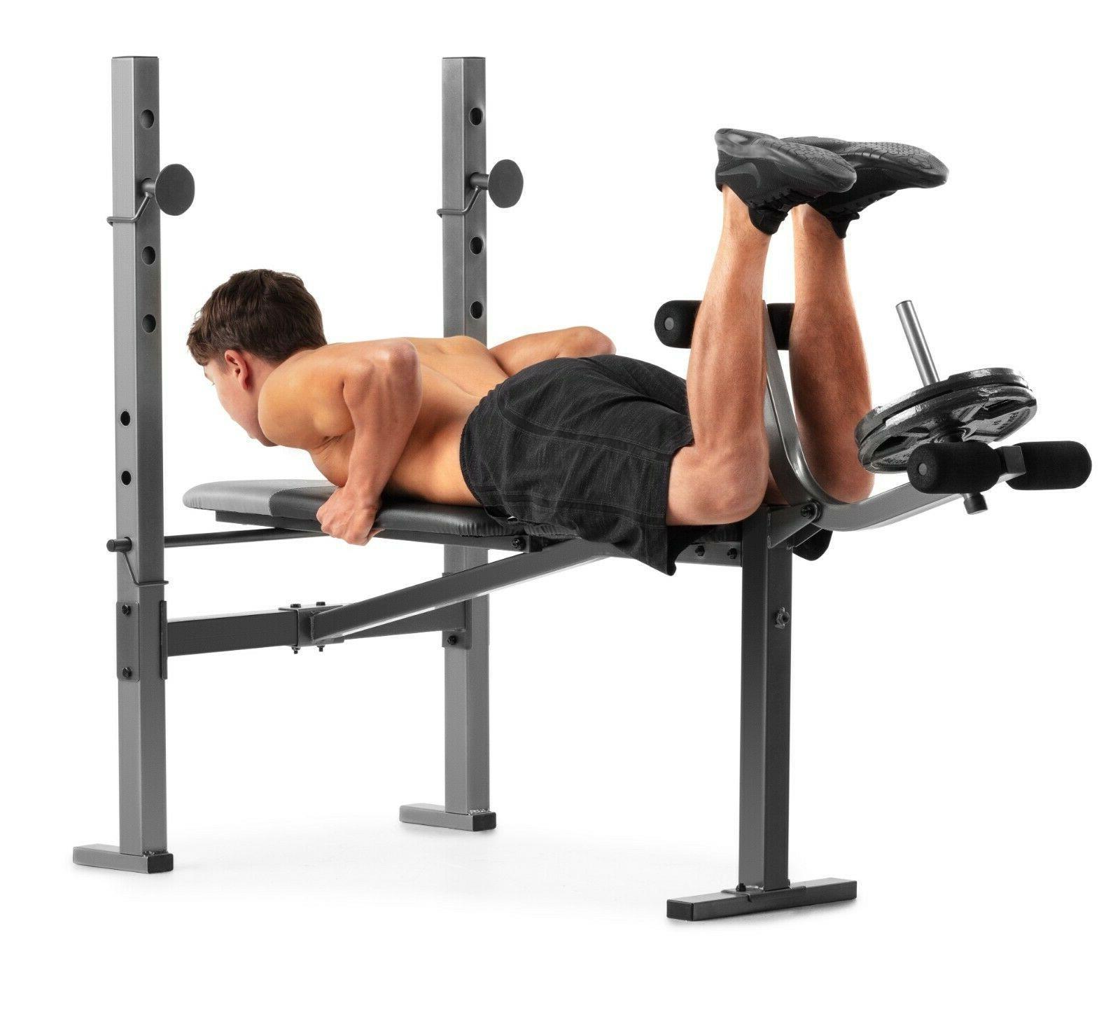 Weider 6.1 Workout Leg