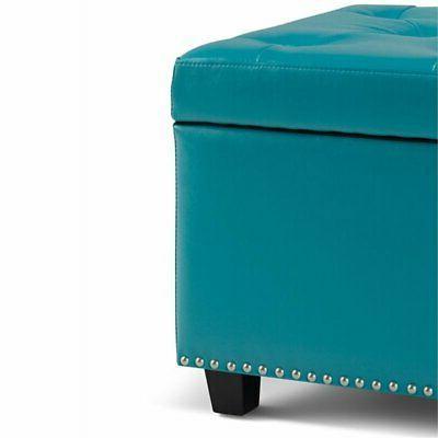 Simpli Home Storage Bench