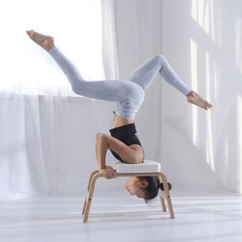 Headstand Chair Table Exercise Bench