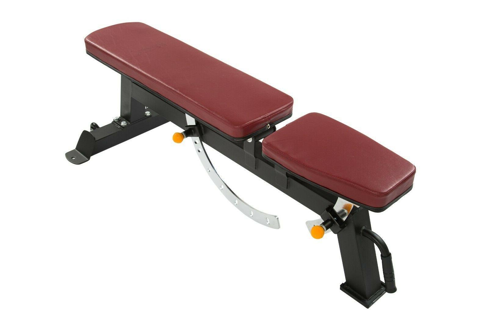 Heavy Duty Adjustable Bench Dumbbell