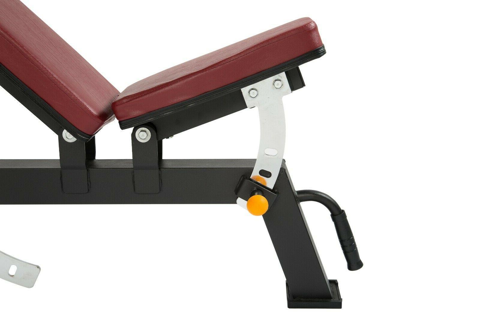 Heavy FID Bench Weight