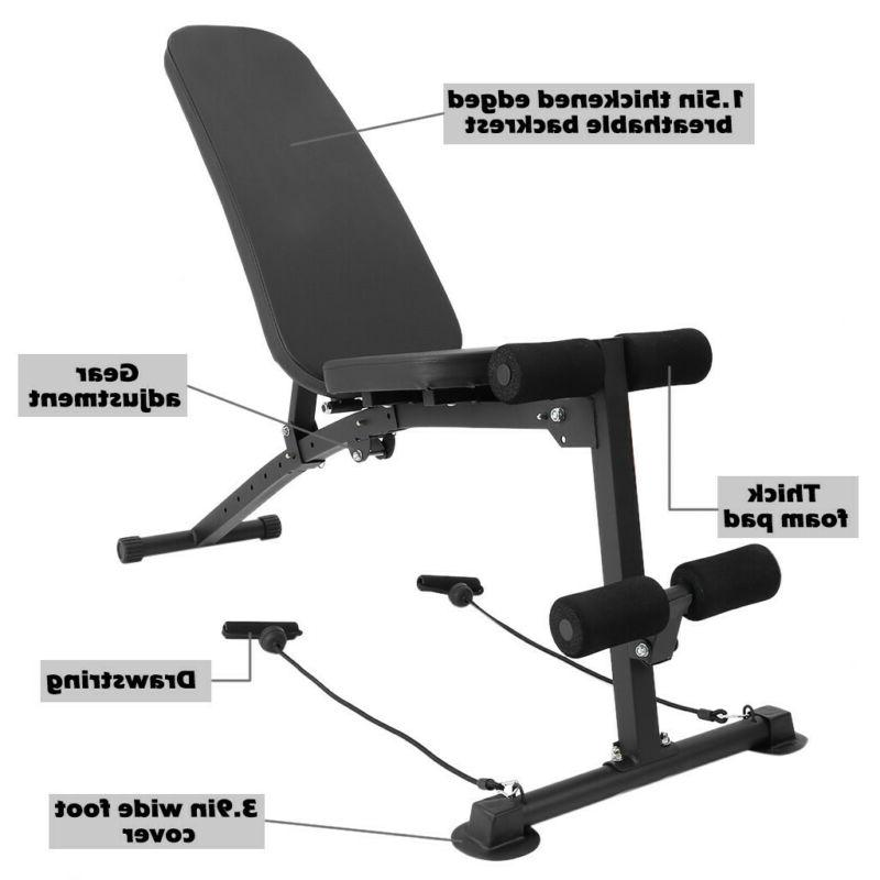 Home Weight Sit Abs Equipment