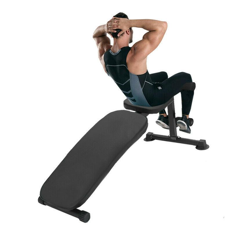 Home Bench Weight Up Incline Abs