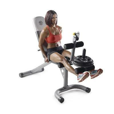 Home Machine Bench Biceps New