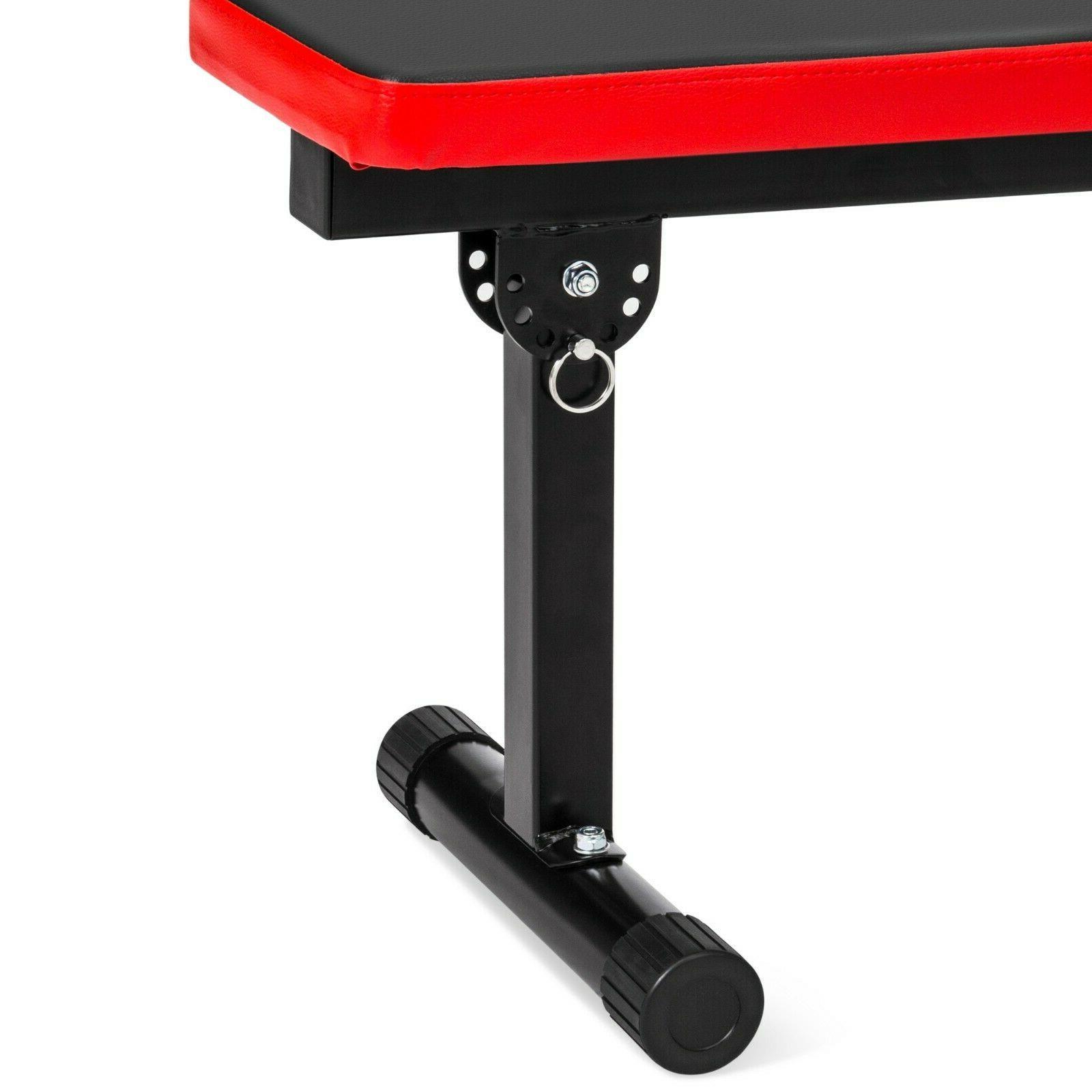 Home Gym Folding with Rack Adjustable