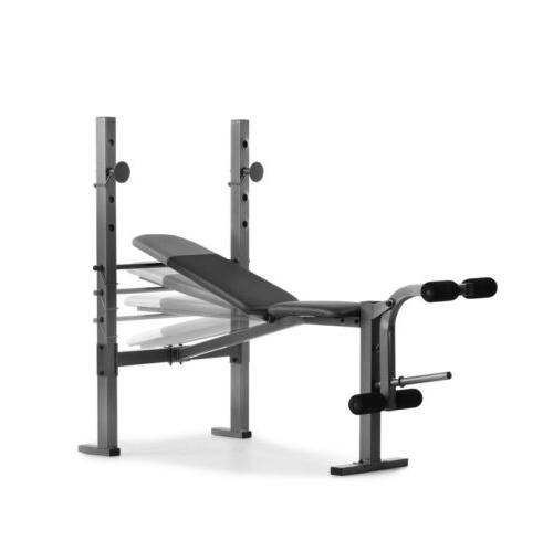 HOME GYM Weider 6.1 Leg SHIPS TODAY