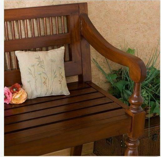 Indoor Wood Vintage Country Slat